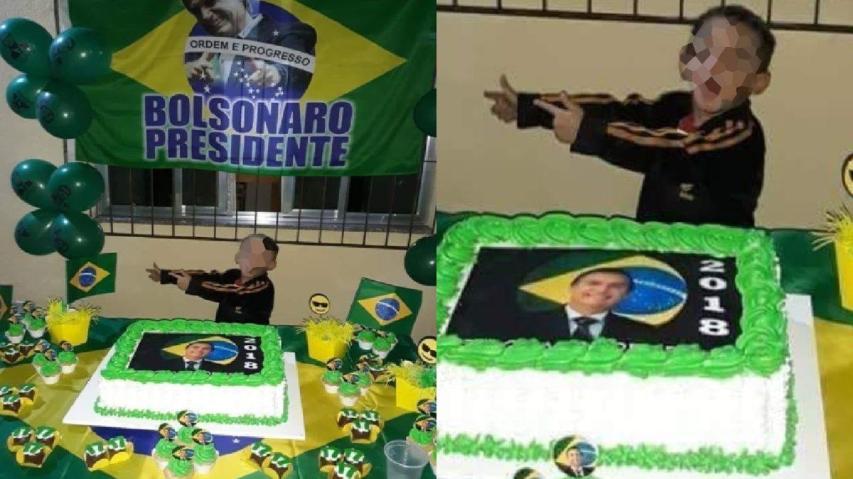 Criancas repetem as palavras de Jair Bolsonaro 1