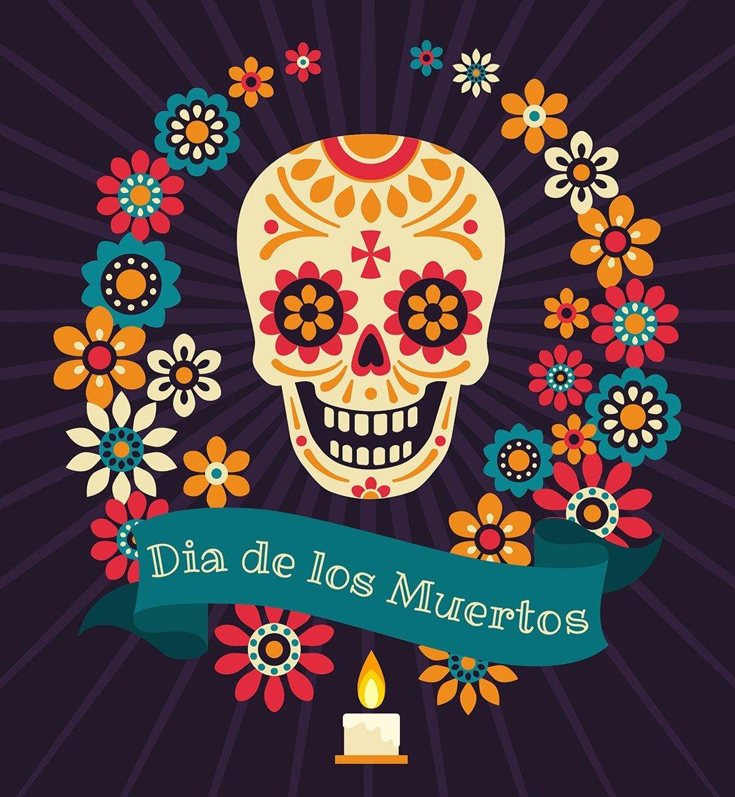 Dia de Los Muertos: belíssimas imagens mostram um pouco sobre a tradição mexicana
