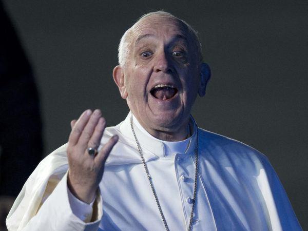 Língua Latina papa Francisco