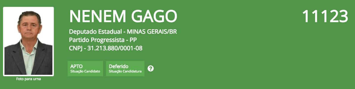 Os candidatos mais bizarros nas eleicoes 2018 – regiao SUDESTE 49