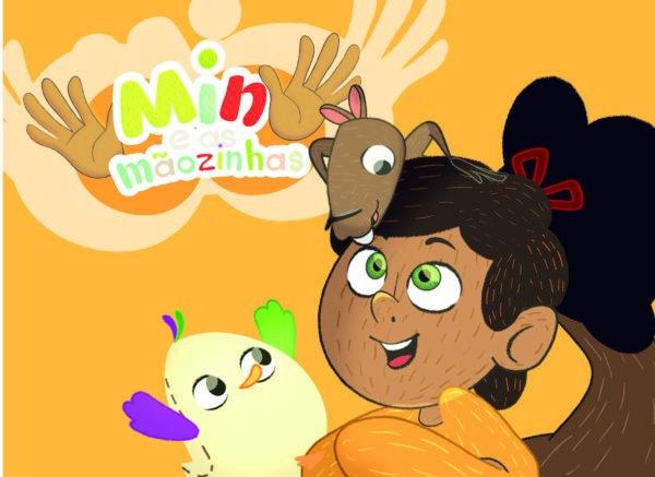 Primeiro desenho animado em LIBRAS