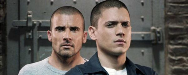 Prison Break M. Scofield and L. Burrows
