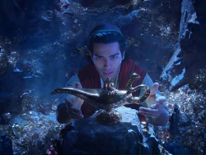 Seu desejo e uma ordem Confira o trailer de Aladdin