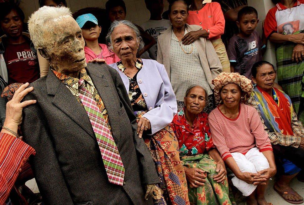 cultura Toraja