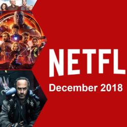 Filmes e Séries que chegarão à NETFLIX em dezembro