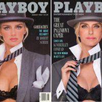 Playboy recria capas com mesmas playmates de 30 anos depois