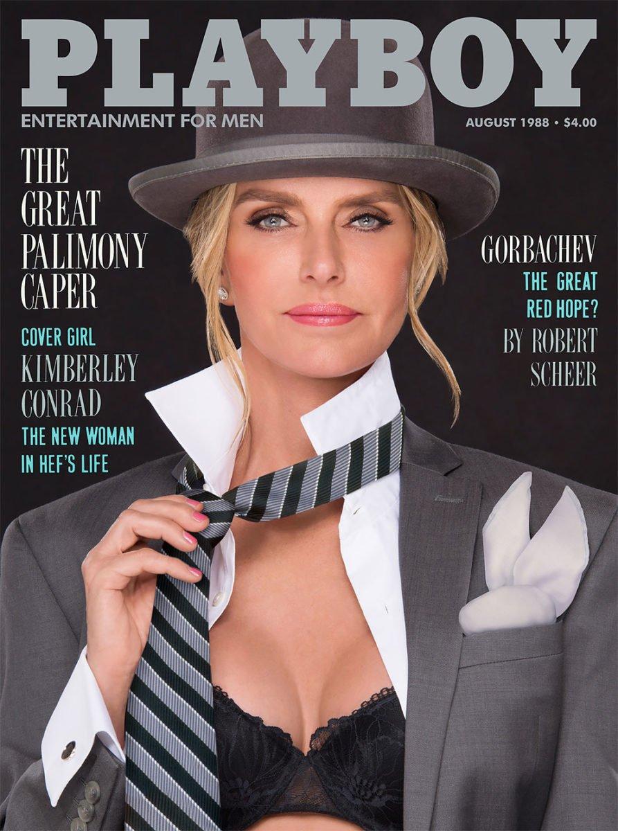 Playboy recria capas com playmates 30 anos depois 11