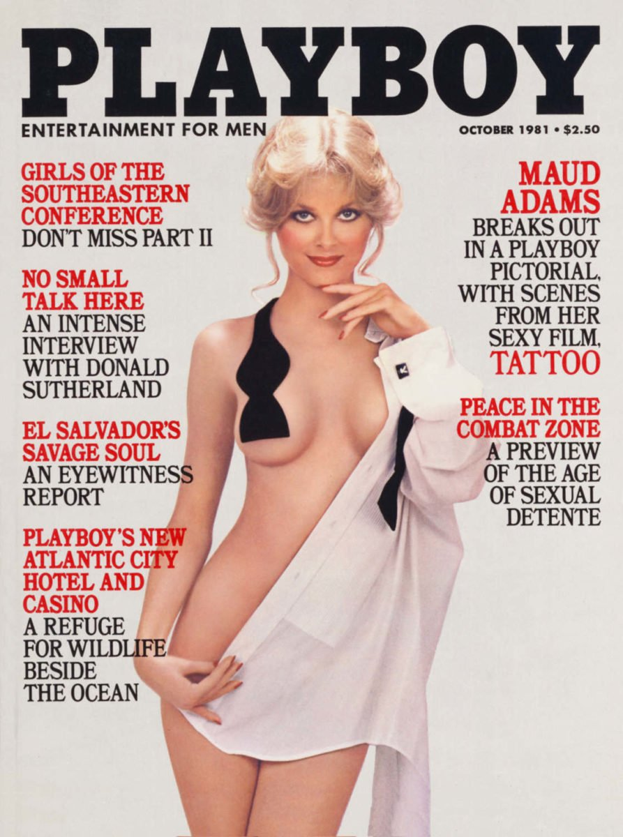 Playboy recria capas com playmates 30 anos depois 12