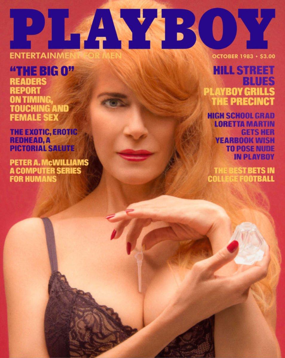 Playboy recria capas com playmates 30 anos depois 15