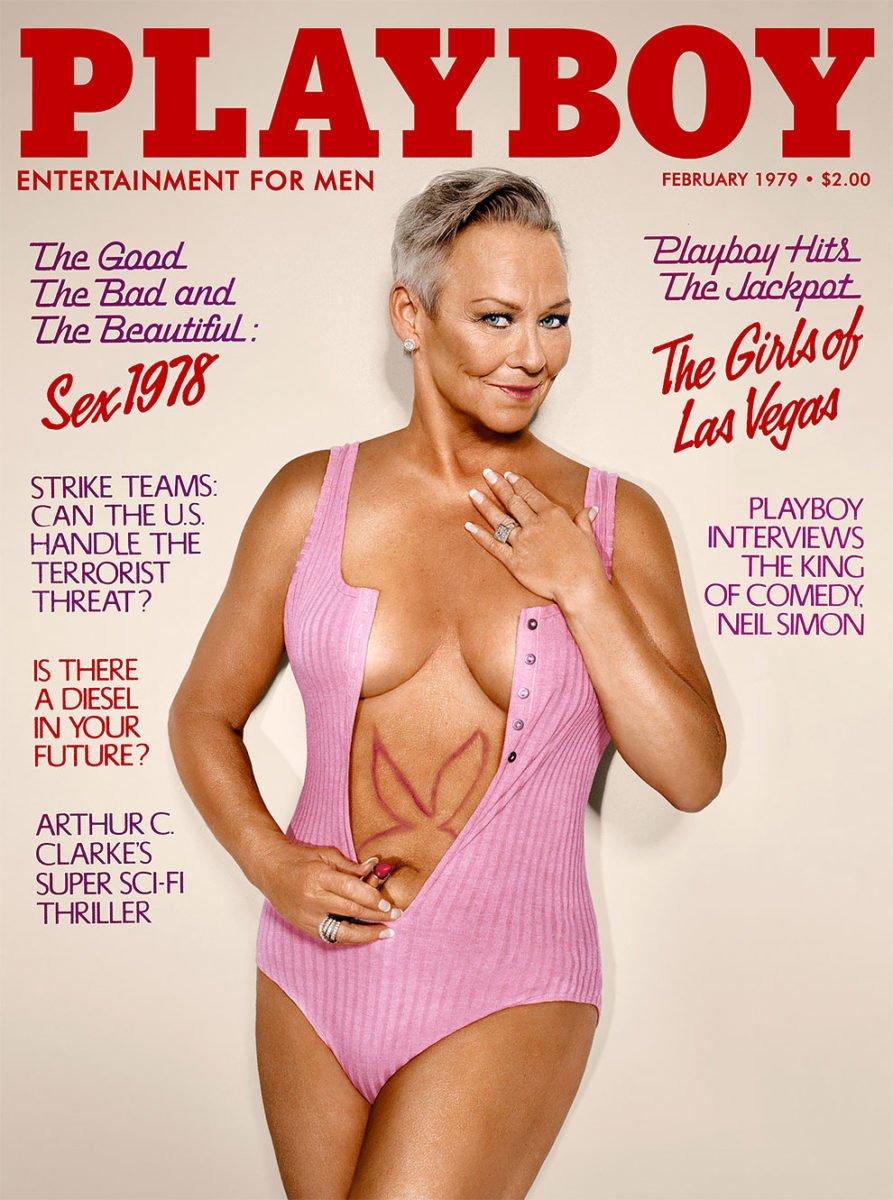 Playboy recria capas com playmates 30 anos depois 3