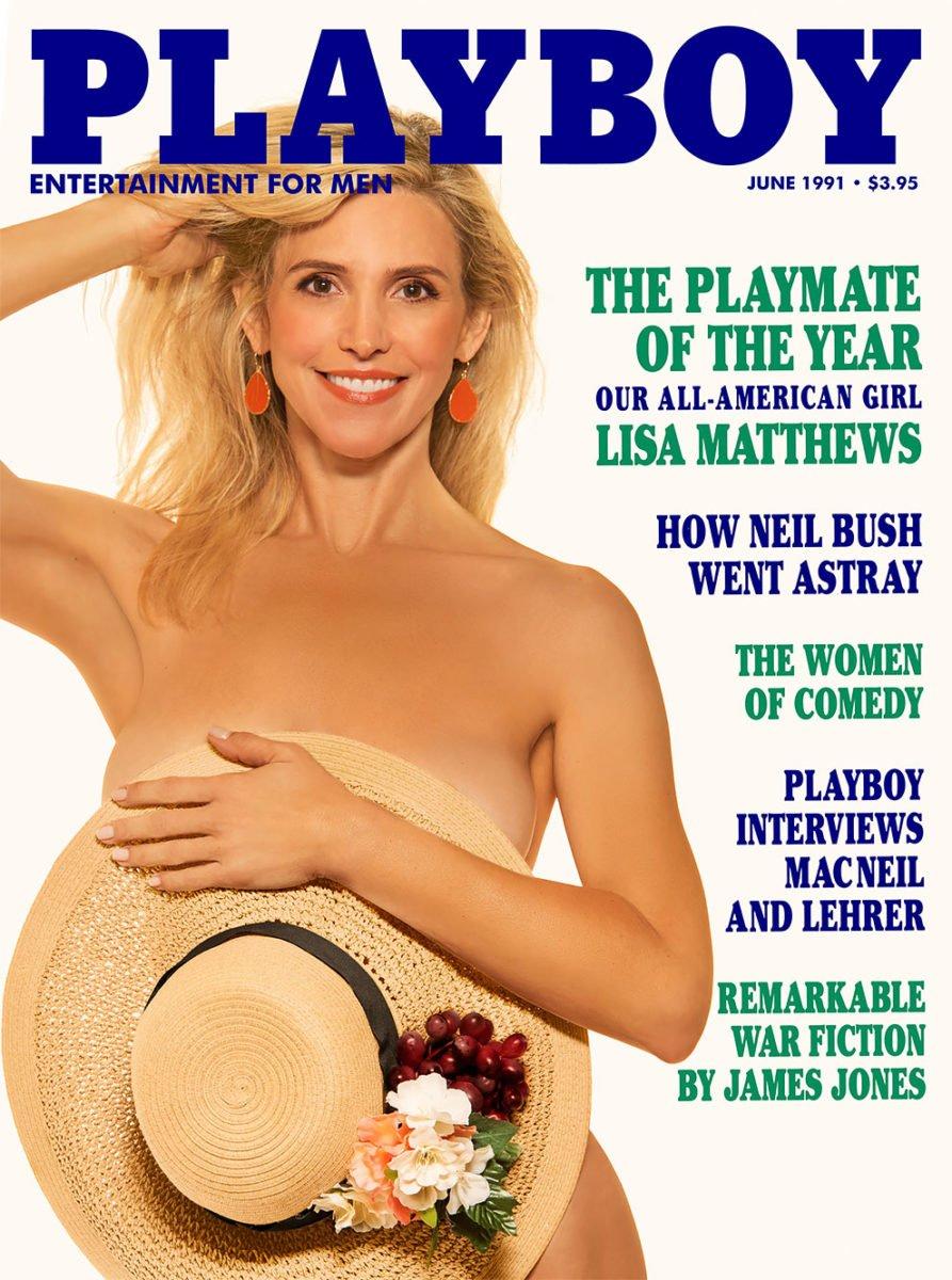 Playboy recria capas com playmates 30 anos depois 5