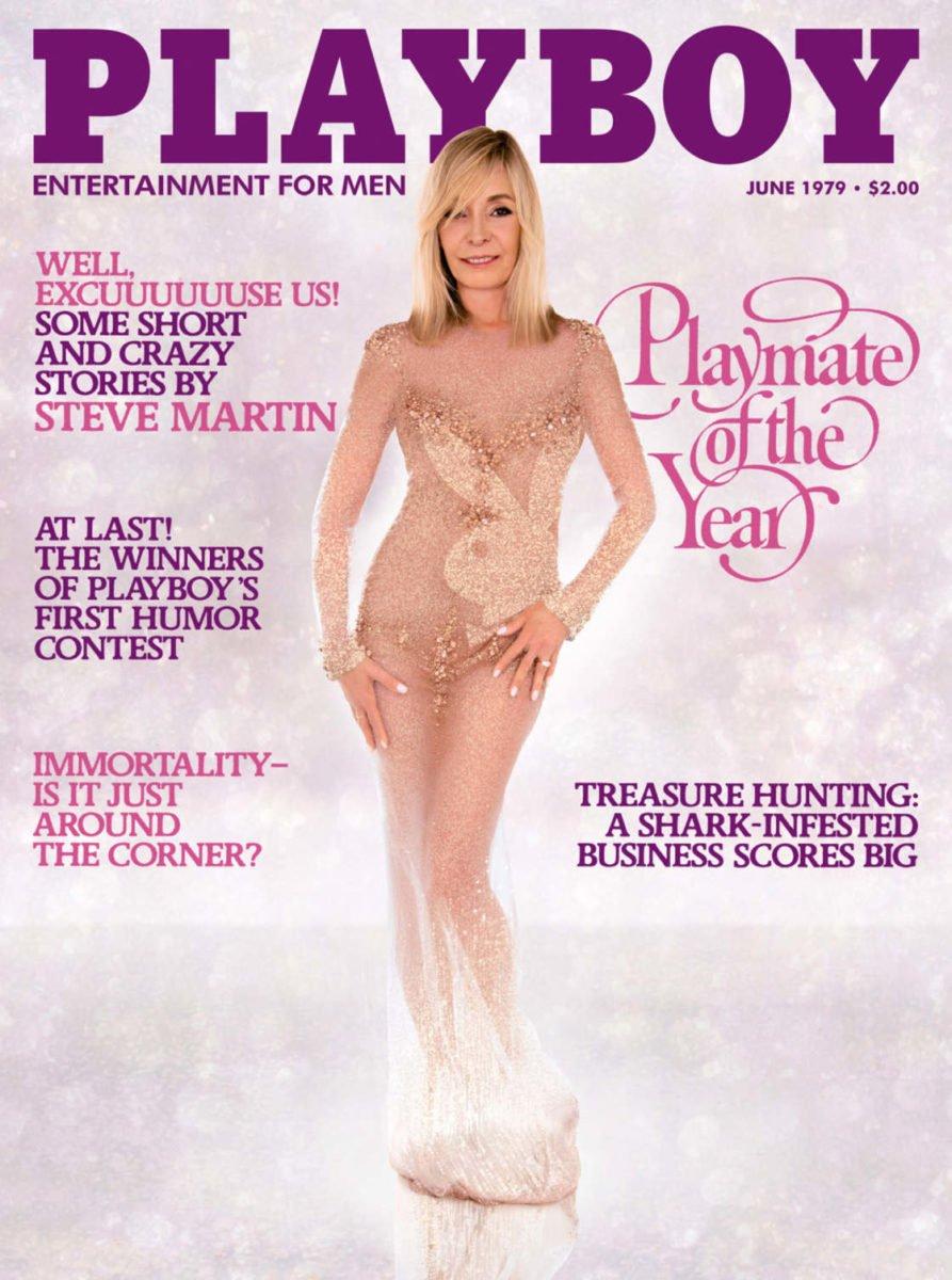 Playboy recria capas com playmates 30 anos depois 7