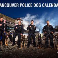 Confira como ficou o ensaio para o calendário da polícia de Vancouver de 2019