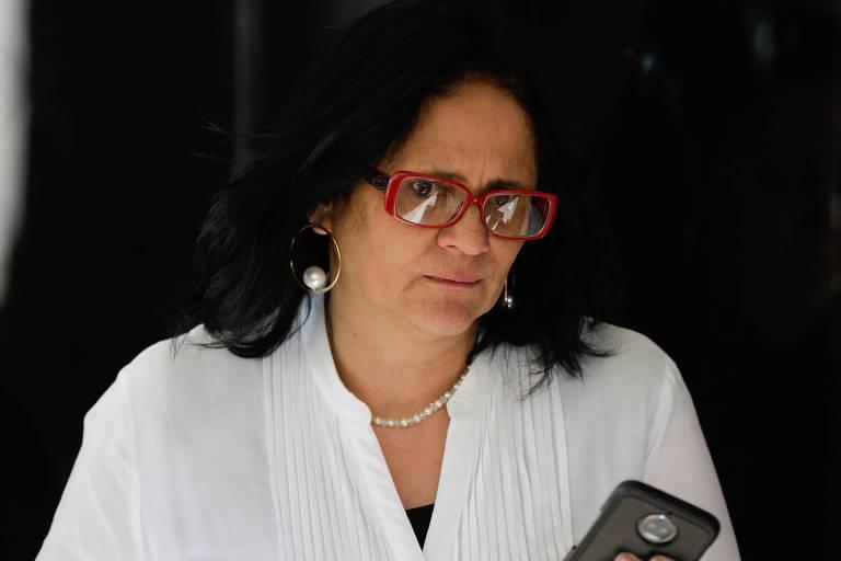 Damares Alves ministra da Mulher Família e Direitos Humanos 2