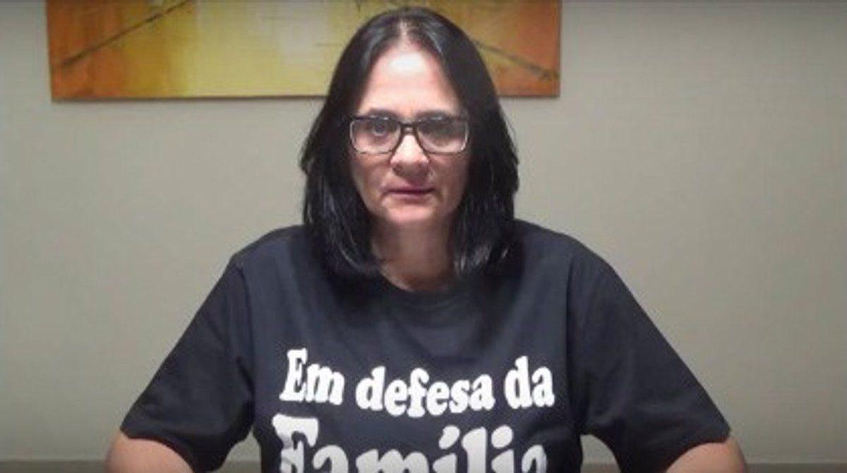 Damares Alves ministra da Mulher Família e Direitos Humanos 4