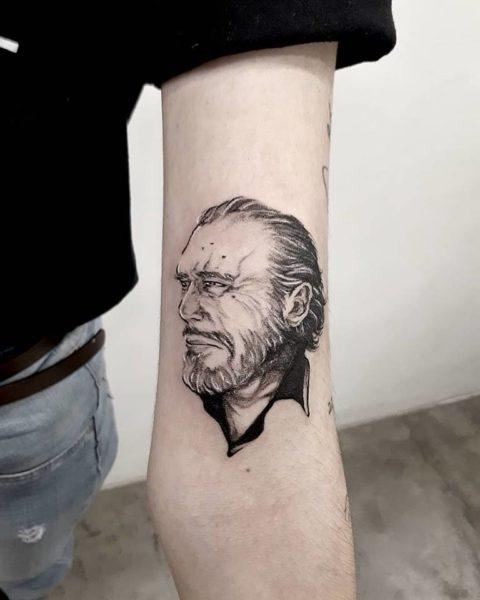 O velho Bukowski