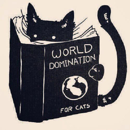 cats world domination