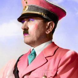'Nazistas Crossdressers': fotos de soldados vestidos de mulher