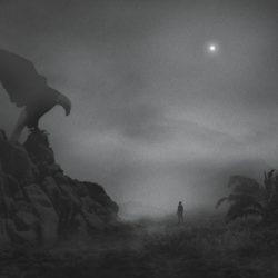Dawid Planeta: artista simboliza depressão em imagens incríveis