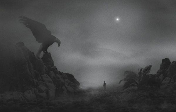 Depressão: artista simboliza doença com imagens impressionantes