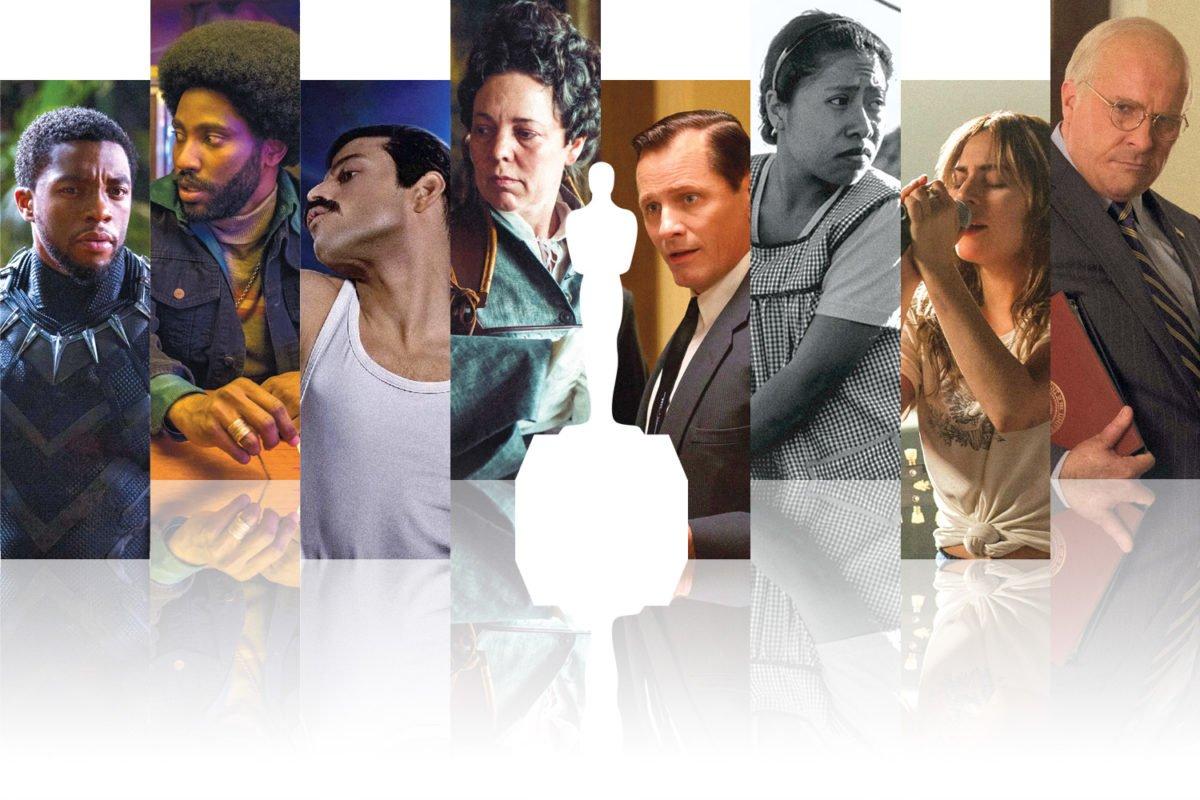 Compilado com os vencedores do Grammy Awards e do Oscar 2019