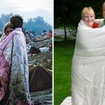 Disco Woodstock casal da capa ainda está junto