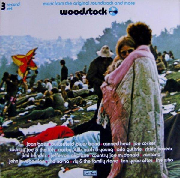 Disco Woodstock casal da capa ainda está junto Album