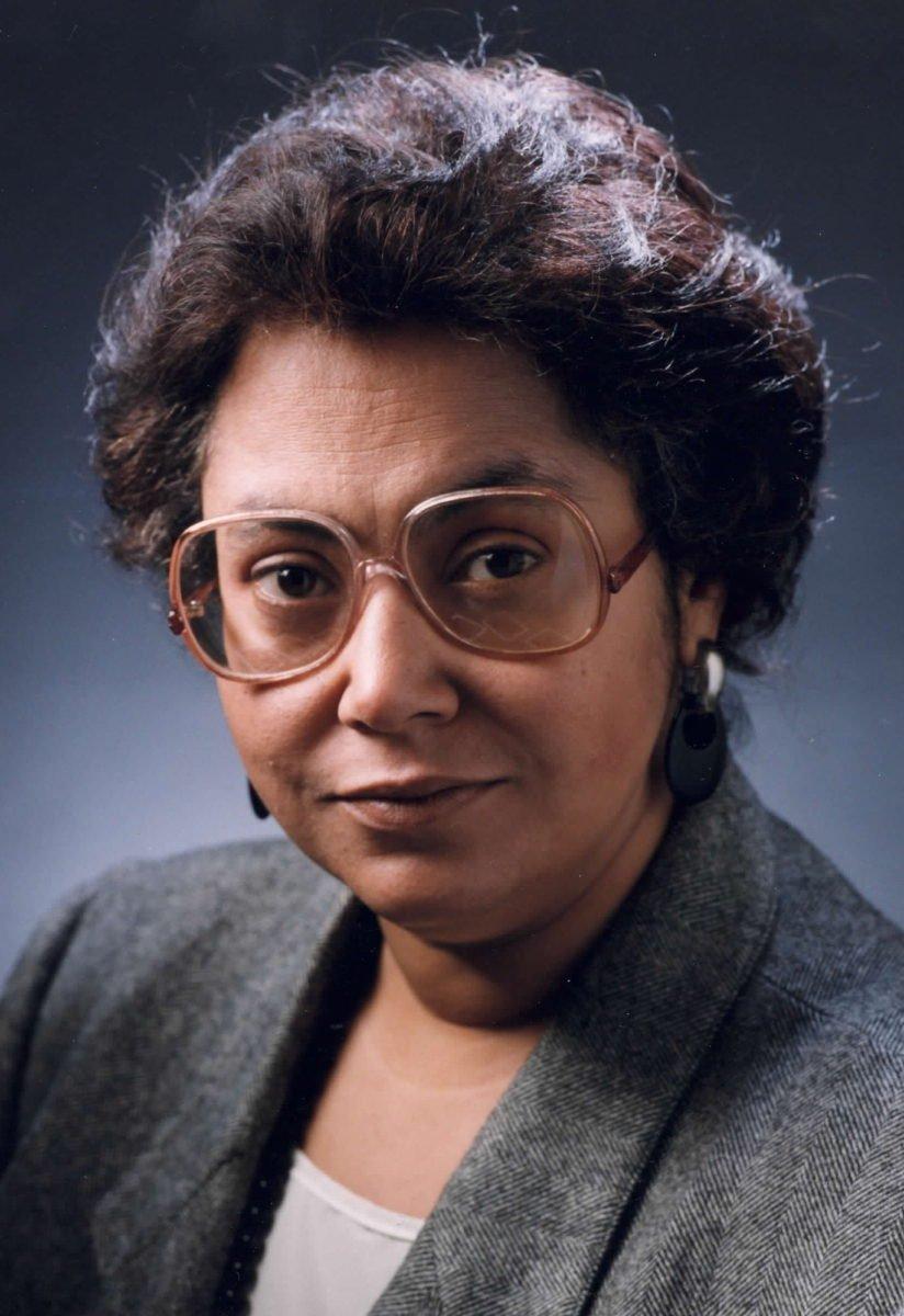 Patricia Suzanne Cowings 1948 psicóloga e pesquisadora que desenvolveu treinamentos para os astronautas da Nasa a fim de minimizar os efeitos da vertigem no Espaço.