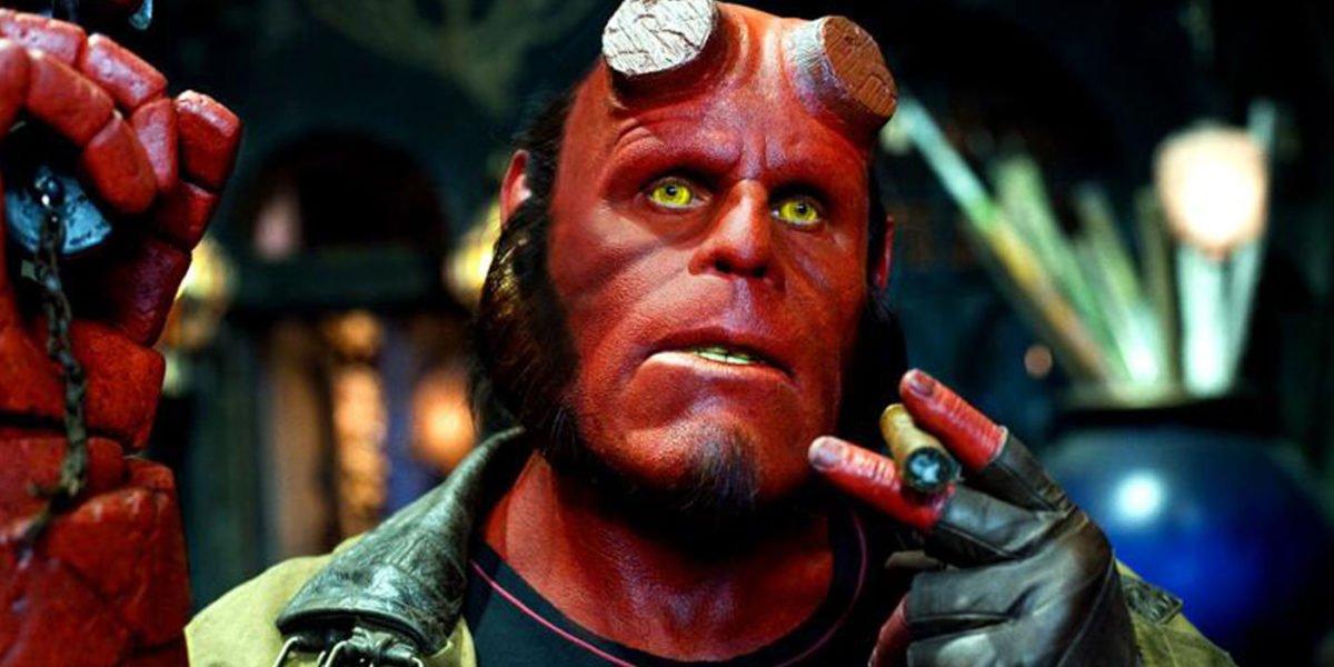 Próximos filmes de super heróis que vão estrear em 2019 Hellboy