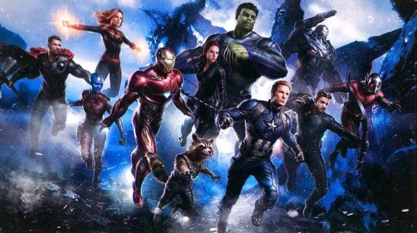 Próximos filmes de super heróis que vão estrear em 2019 Vingadores ultimato