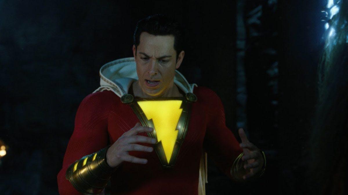 Próximos filmes de super herois que vão estrear em 2019 Shazam