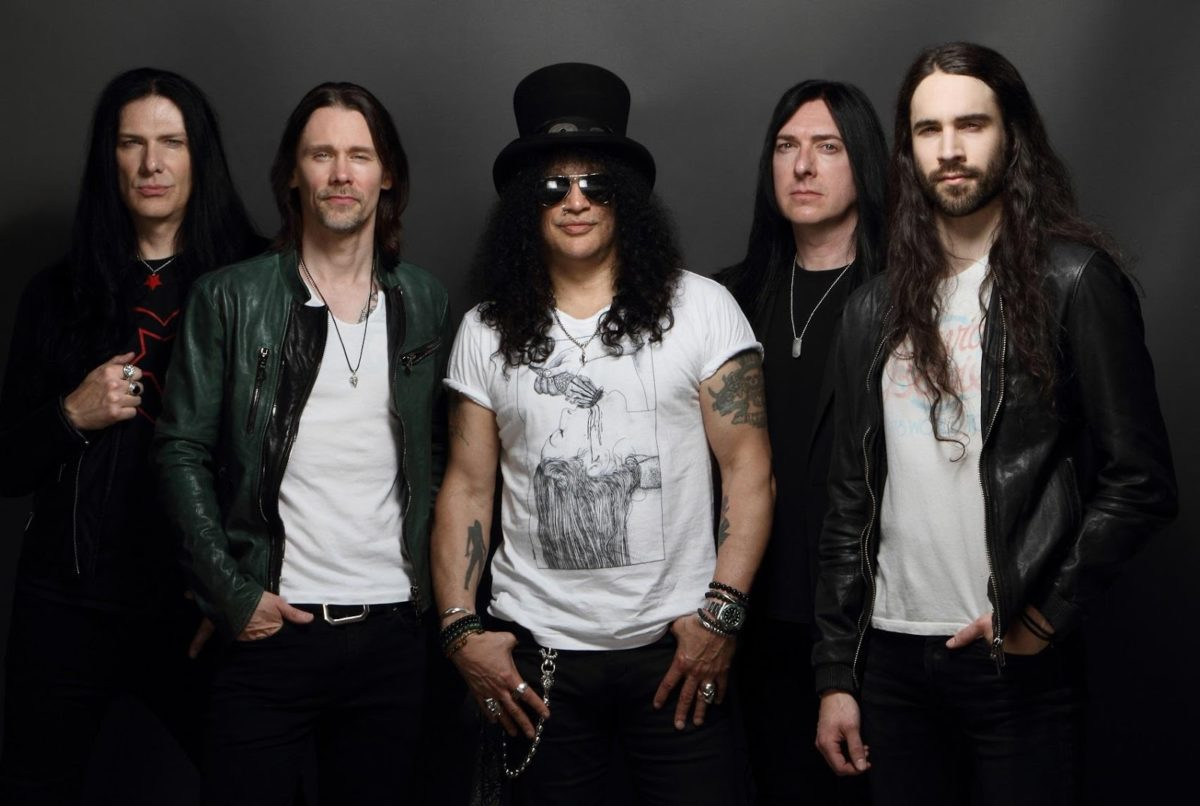 SLASH ft. MYLES KENNEDY THE CONSPIRATORS