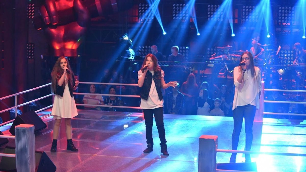 The Voice Kids Alemanha Bohemian Rhapsody 2