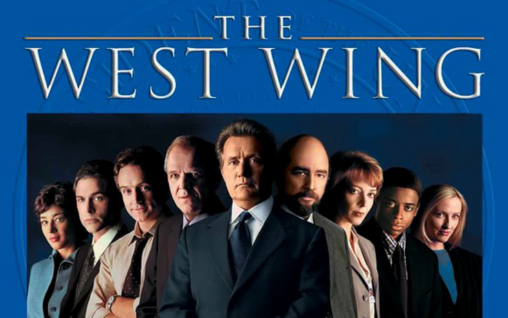 The West Wing Nos Bastidores do Poder