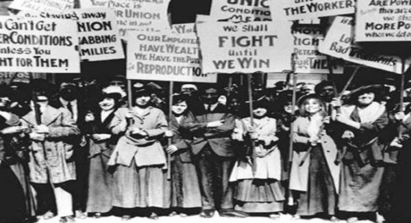 História do dia internacional da mulher | Terra Negra