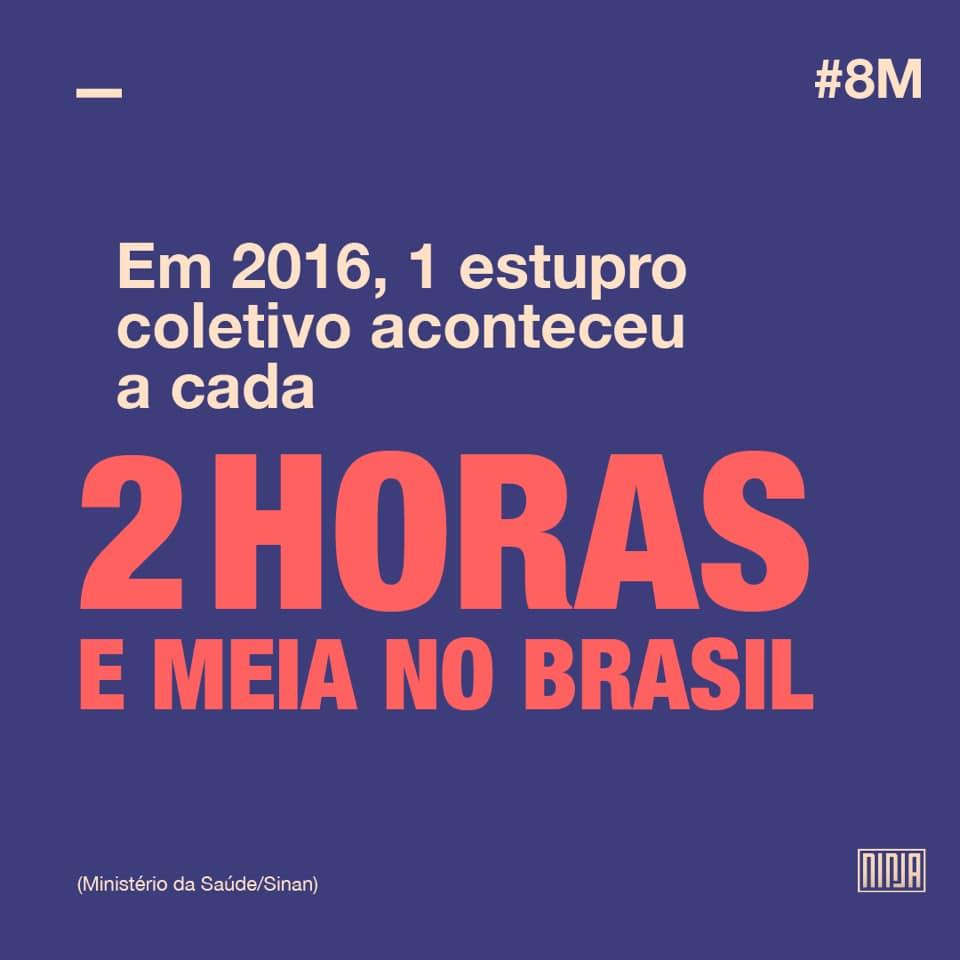 8 de Março Porque ir para a rua no dia das mulheres 6