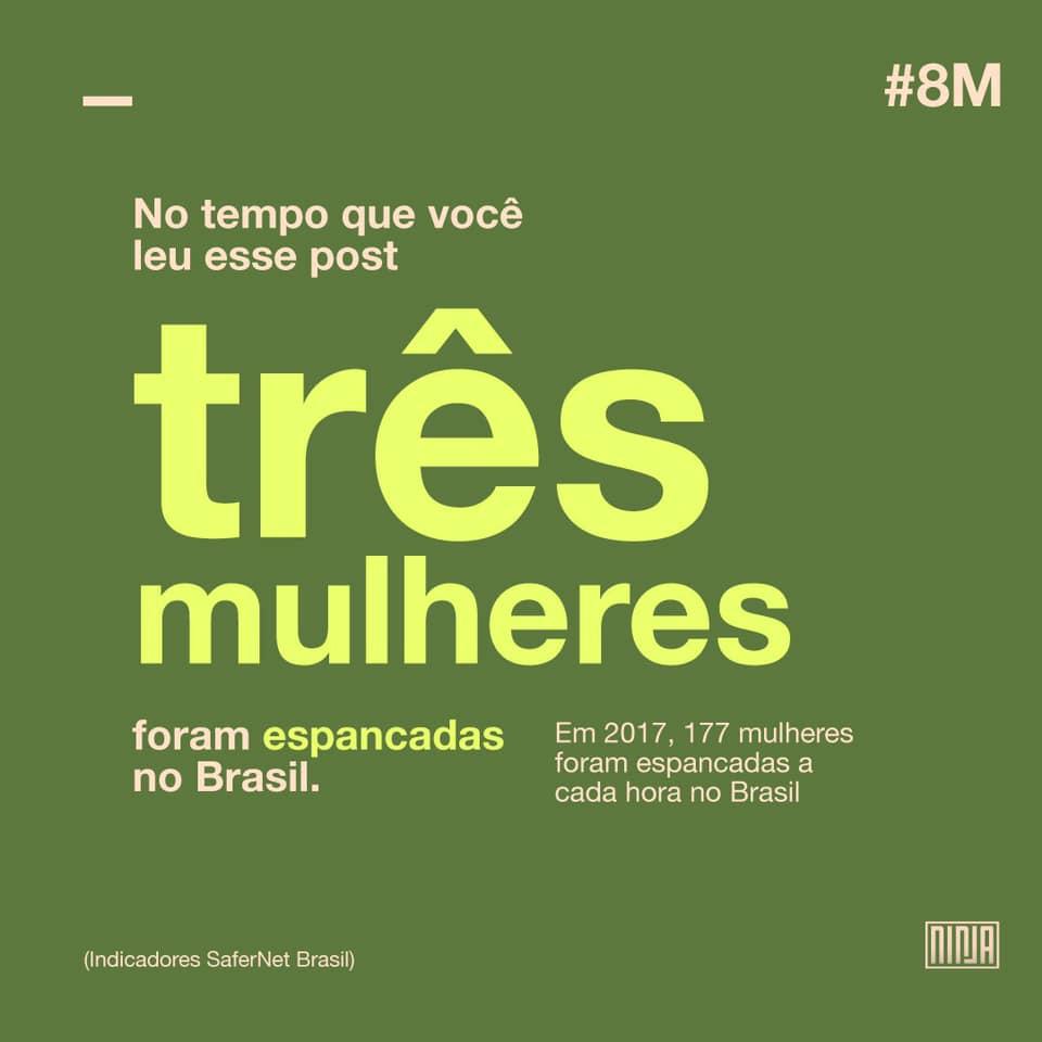 8 de Março Porque ir para a rua no dia das mulheres 8