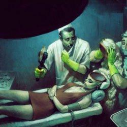 Imagens que simbolizam a sociedade doente de hoje