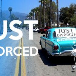 """""""Just Divorced"""" - Pessoas celebrando o dia mais feliz de suas vidas"""