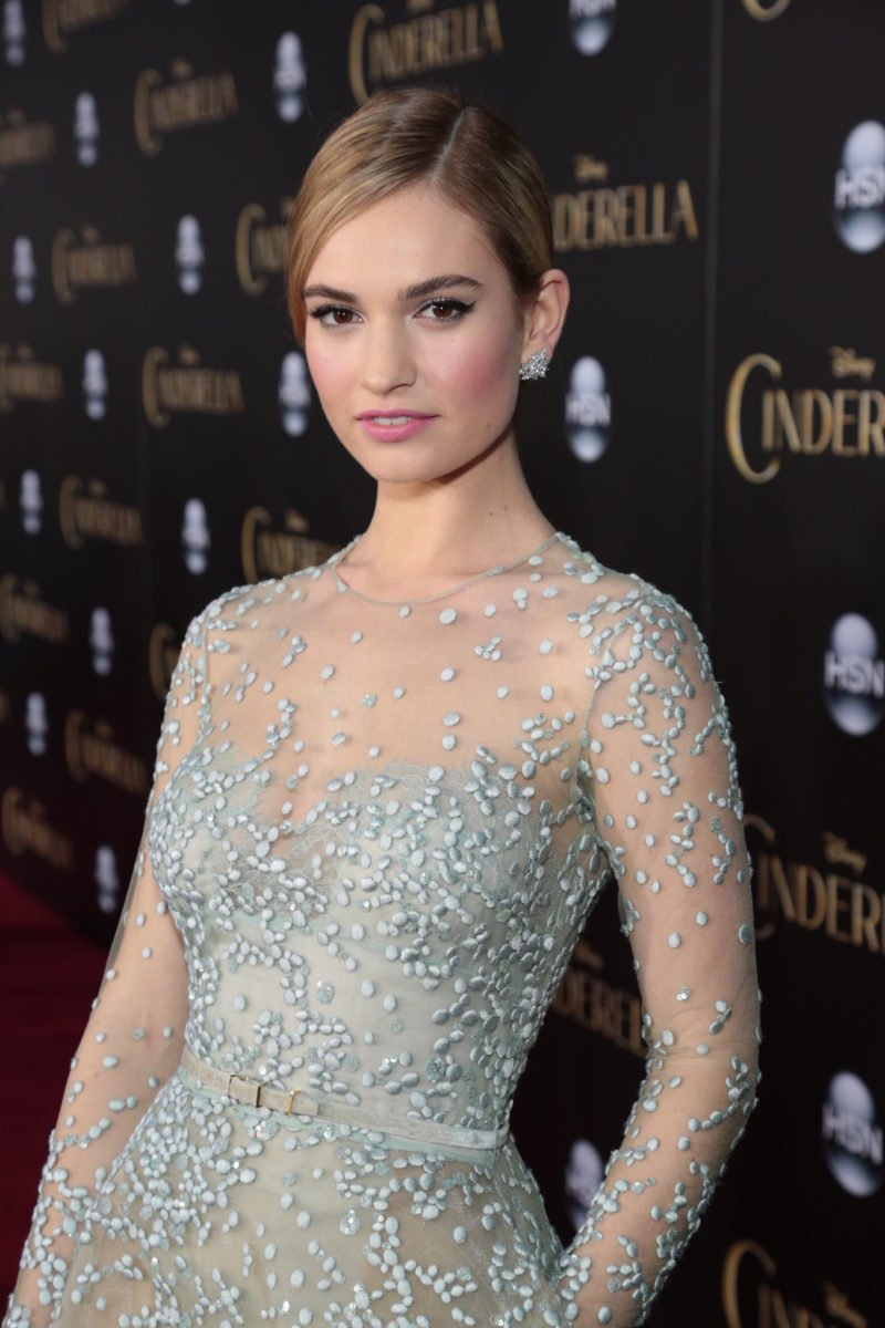 Lily James Yesterday