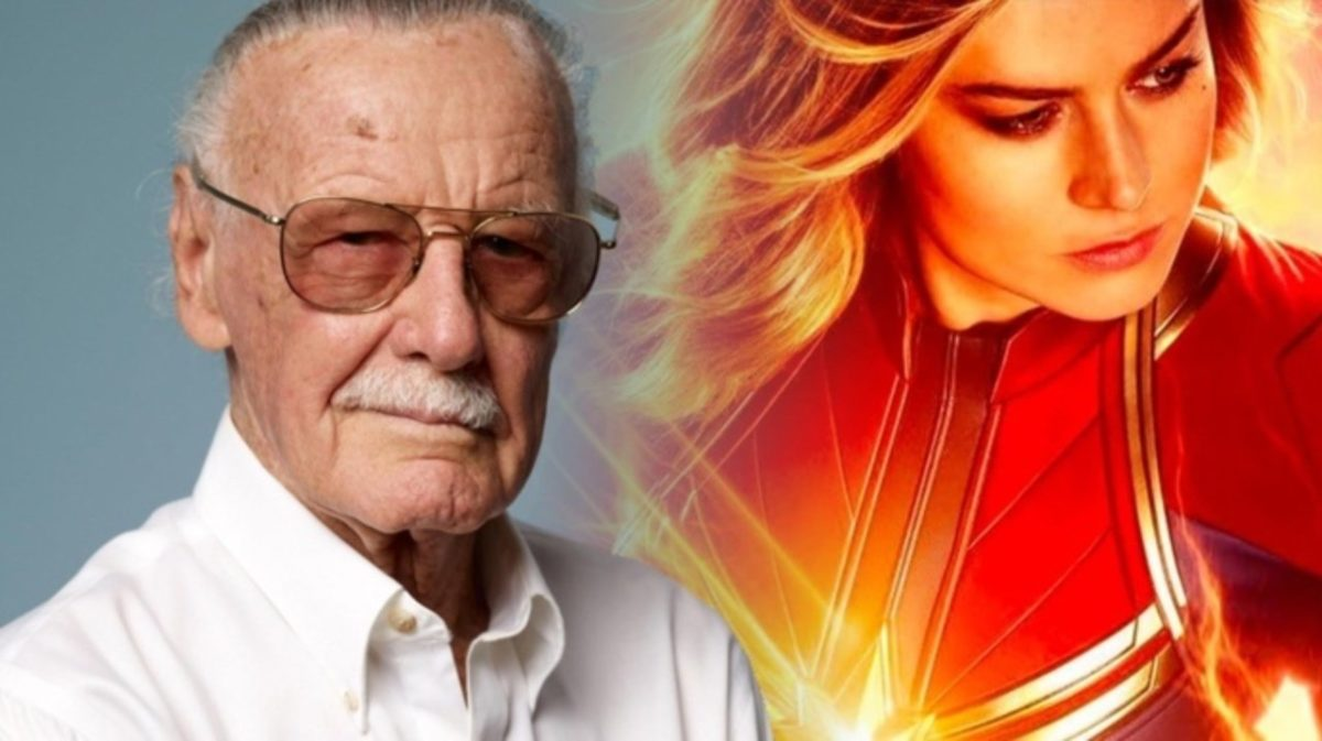 captain marvel stan lee