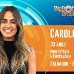 15 motivos para seguir Carol Peixinho, participante do BBB19!