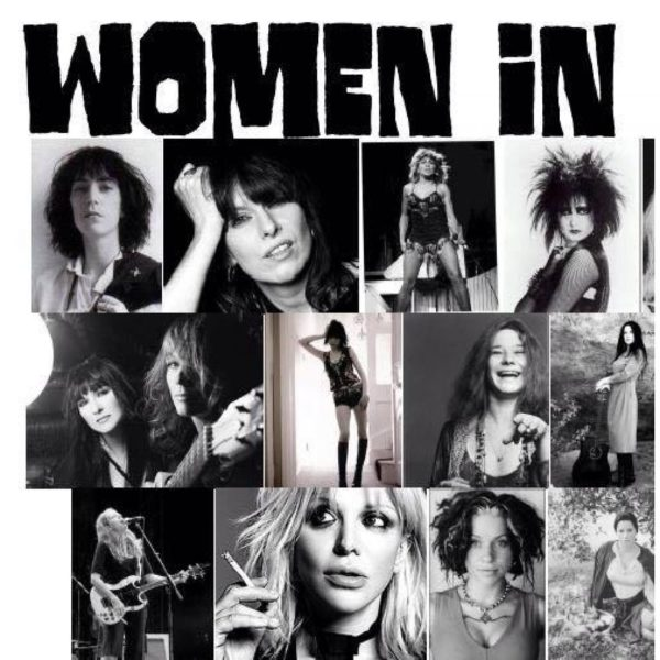 Cantoras de rock mais sexys do mundo