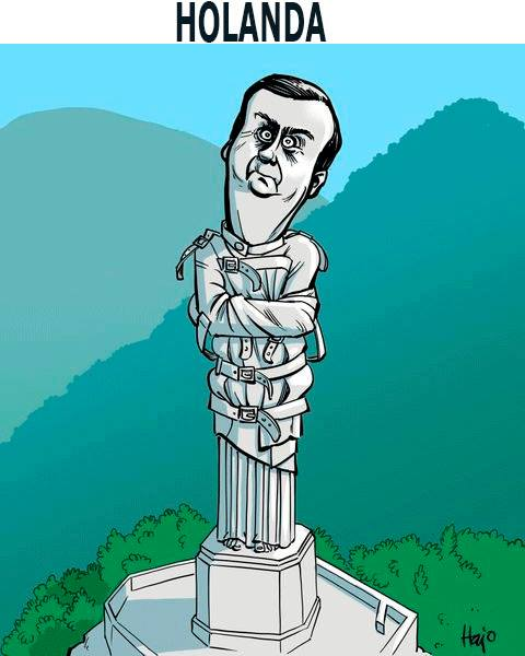 Charges do governo Bolsonaro