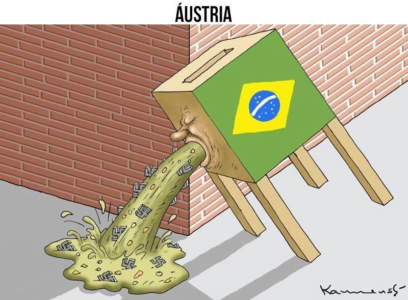 Charges do governo Bolsonaro 8