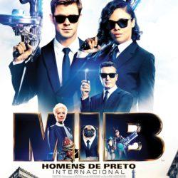 Trailer e cartaz de MIB: Homens de Preto Internacional