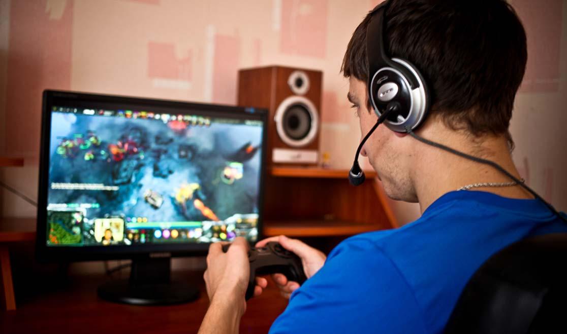 Como se proteger ao jogar online 1