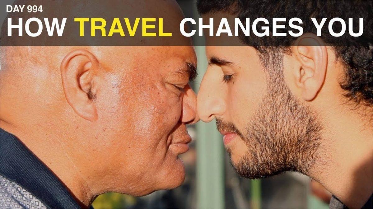 Como viajar pode transformar a sua vida