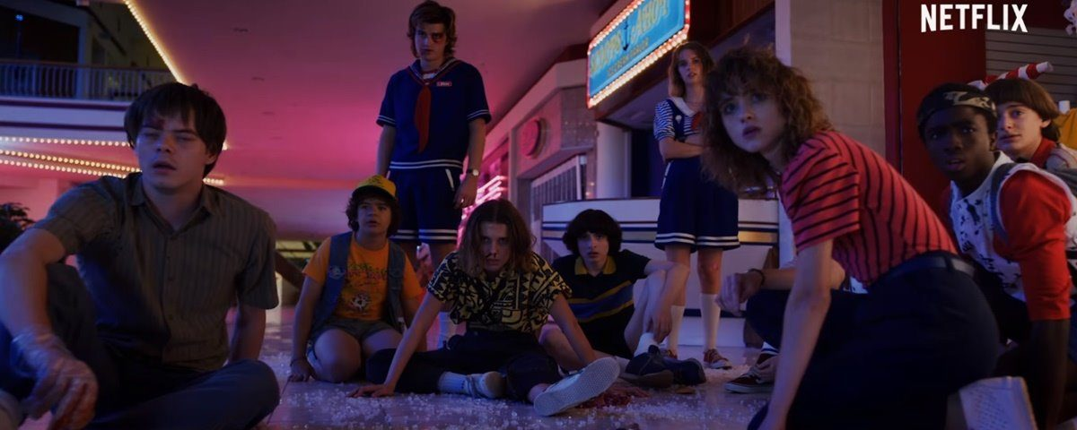 Stranger Things 3 Temporada