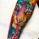 Tatuagens obras de arte do mundo moderno 1